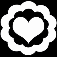 Glitter Tattoo HEART CAPTURED hart ingesloten