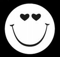 Glitter Tattoo SMILE HEARTS harten hartjes