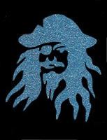 Glitter Tattoo PIRAT piraat
