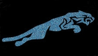 Glitter Tattoo PANTHER panter