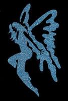 Glitter Tattoo FAIRY elfje elf
