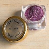 GLITTER make up Roze