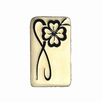 Kenji tattoo stempel medium bloem rank