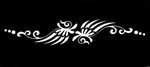 Glitter Tattoo BRACELET WINGS ARMBAND