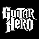 Glitter Tattoo GUITAR HERO