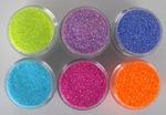a. Iridescent glitterset 6 kleuren SPECIALE AANBIEDING