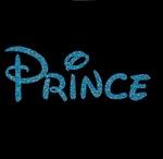 Glitter Tattoo PRINCE prins