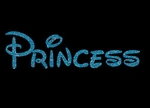 Glitter Tattoo PRINCESS prinses