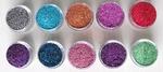 ABC glitterset 10 kleuren SPECIALE AANBIEDING