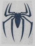 Strijkapplicatie spider spin