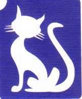 Glitter Tattoo CAT 2 kat