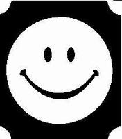 Glitter Tattoo SMILE
