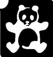 Glitter Tattoo PANDA